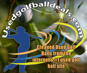 Why Buy Your Golf Balls New When You Can Buy Used Clean Balls? Click To See The Deals!