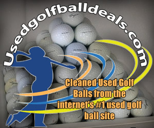 Used Golf Ball Deals
