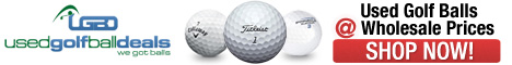 Find great deals on used golf balls today