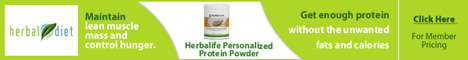 Herbalife Personalized Protein Powder