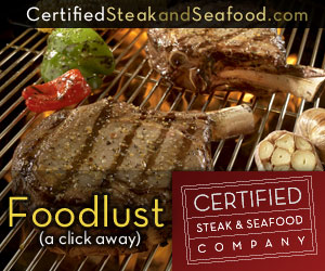 Great Steak and Seafood at CertifiedSteakandSeafood.com