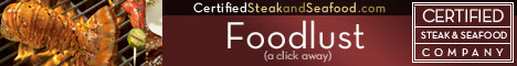 Satisfy your foodlust at certifiedsteakandseafood.com