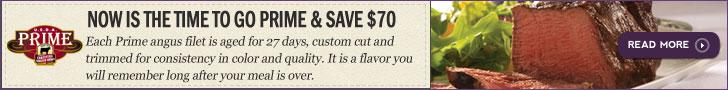 Go Prime - Save $70