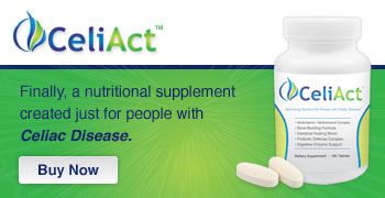 CeliAct and other celiac supplements