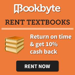 Rent Bookbyte Textbooks