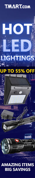 Hot LED Lightings Sale-Up To 55% OFF