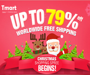 Christmas Spree - Up to 79%