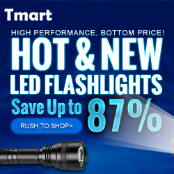 2016 May HOT LED Flashlight - Save up to 87%
