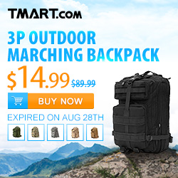 3P Outdoor Backpack Blowout! $14.99 Only!