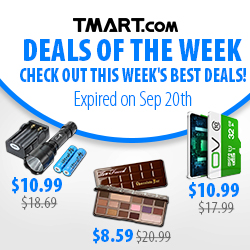 Weekly Best Deal @Tmart.com