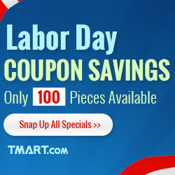 Labay Day Savings - 6% to 12% Categories Coupon