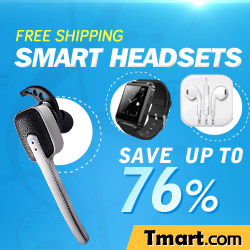 Smart Headsets on Sale - UP to 76%