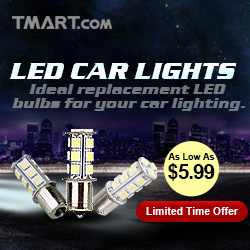 LED Car Lights Sale - Start Only $5.99