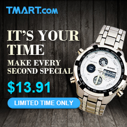 Fashion Wrist Watch - Start $5.20