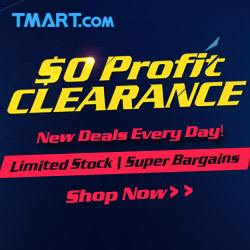 $0 Profit Clearance! 3 Days Only