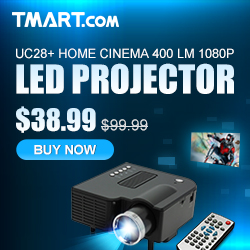 $38.99 on UC28+ HDMI Video Game Projector Multimedia player