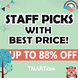 February Staff Picks-Up To 88% OFF