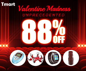 2016 Valentines' Day Madness & Free Shipping