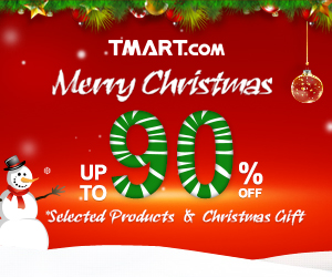 2016 Merry Christmas Warm-up - UP to 90% OFF