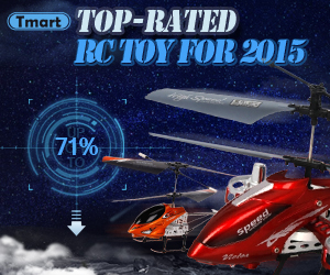 July HOT RC Toys Selected - Up to 71% off