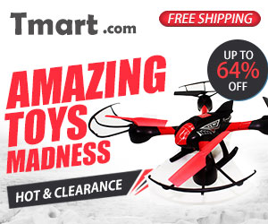 RC Toys Sale - Up to 64% off