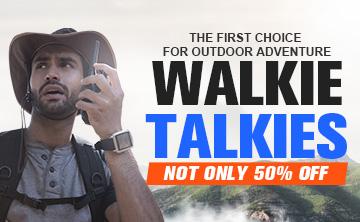 Walkie Talkie Sale-Low To $4.99
