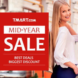 2018 Mid-Year Sale with Biggest Discount