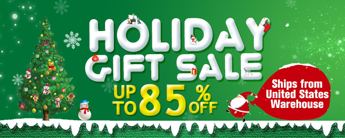 Holiday Gift Sale-Up To 85% OFF