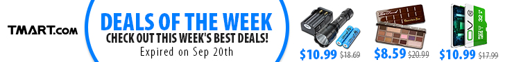 Weekly Best Deal @Tmart.com