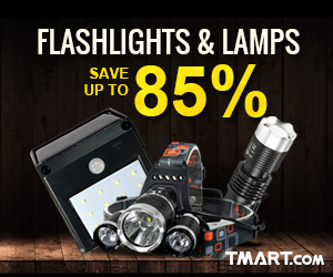 Flashlight & Lamps Sale - $4.99 on Ultrafire LED Flashlight