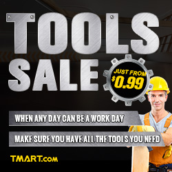Tools Sale @Tmart-Low To $0.99