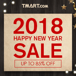 2018 New Year Sale-UP To 85% OFF