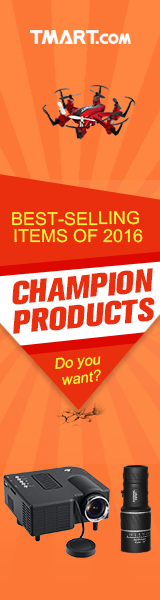2016 Champion Products & Top Seller