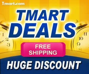 Tmart Deals & Free Shipping