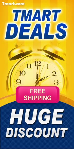 Tmart Deals , Free Shipping