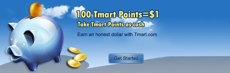 Make Money With Tmart.com