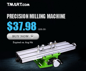 Hand Tools Sale - $37.98 on Mini Precise Milling Machine