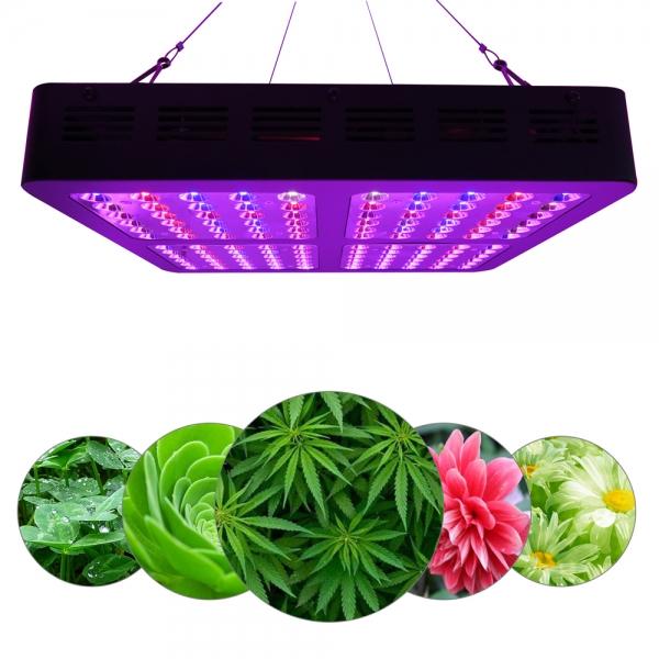 $17 OFF for 120*10W Spectrum LED Grow Light @Tmart