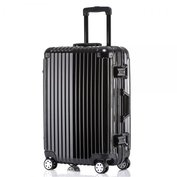 "$88.99 Only for 28"" Aluminum Frame Trolley Case @Tmart"