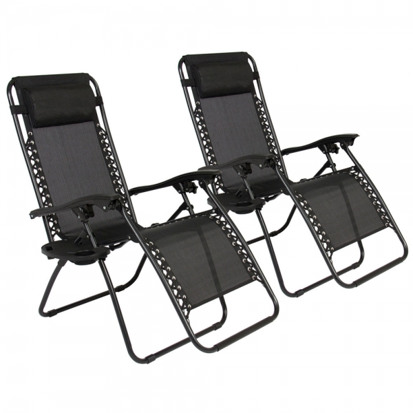 $68.99 for 2pcs Plum Blossom Lock Portable Folding Chairs with Saucer