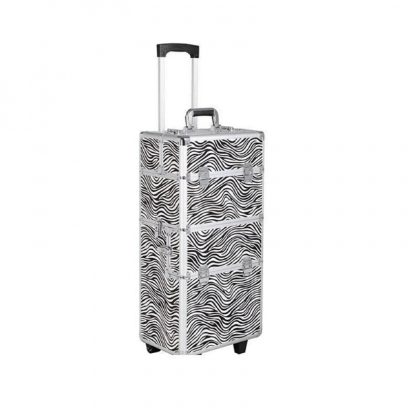 $20 Coupon CASE0417 for 3-in-1 Draw-bar Portable Diamond Style Makeup Case @Tmart