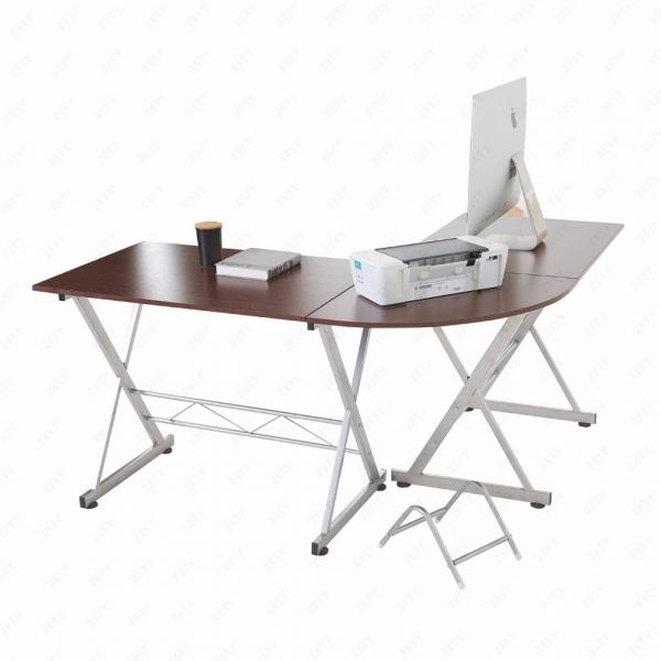 $15 OFF for L-Shaped Wooden Computer Desk @Tmart