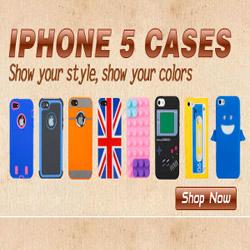 iPhone 5 Cases-250x250