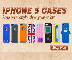 iPhone 5 Cases-300x250