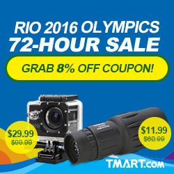 2016 Rio-Olympics 72-hours Sale