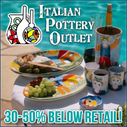 Italian Pottery Outlet