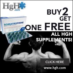 hgh Buy 2 Get 1 Free