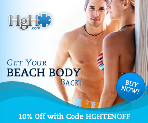 Weight Loss at HGH.com 10% OFF