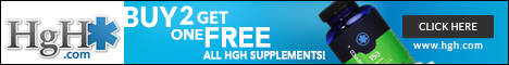 hgh Buy 2 Get 1 Free