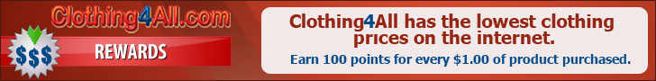 100 Reward Points for each $1 Purchased